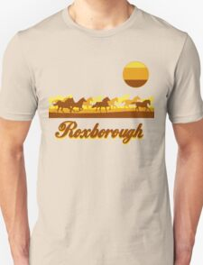 Roxborough, Pa - Home On The Range T-Shirt
