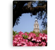 LSU in the Spring Canvas Print