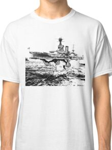 ATLAS OF THE WAVES Classic T-Shirt