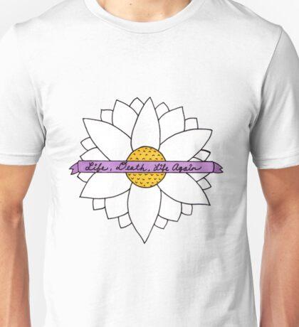 Pushing Daisies - Life, Death, Life Again Unisex T-Shirt