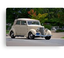 1936 Ford Phaeton Canvas Print
