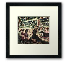 Building Tomorrow's Minds Today Framed Print