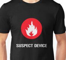 Suspect Device Unisex T-Shirt