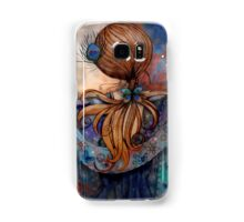 Dancing with the Moon Samsung Galaxy Case/Skin