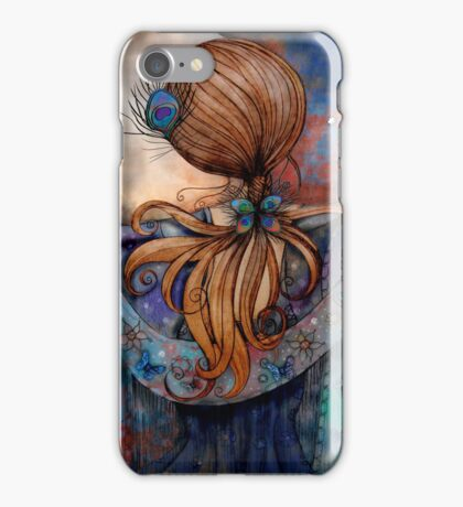 Dancing with the Moon iPhone Case/Skin