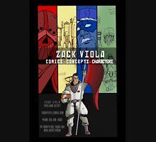 ZACKVEE LIVES!!! Unisex T-Shirt