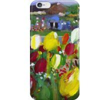 Tulips in Astoria iPhone Case/Skin