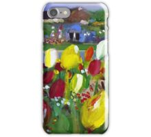 Tulips in Astoria iPhone Case/Skin