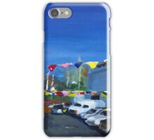 Car Lot iPhone Case/Skin