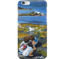 Mere Point iPhone Case/Skin