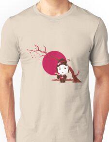 Cherry Blossom Girl Unisex T-Shirt