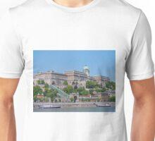 The Royal Palace, Budapest Unisex T-Shirt
