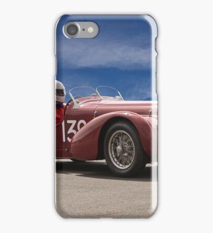 1939 Alfa Romeo 6C 2500 SS iPhone Case/Skin