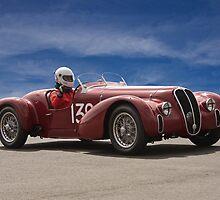 1939 Alfa Romeo 6C 2500 SS by DaveKoontz