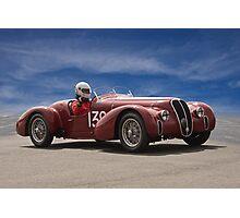 1939 Alfa Romeo 6C 2500 SS Photographic Print