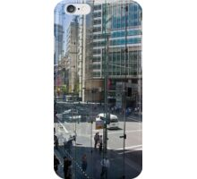 Downtown through Glass iPhone Case/Skin