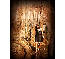 The Road Less Travelled Photographic Print