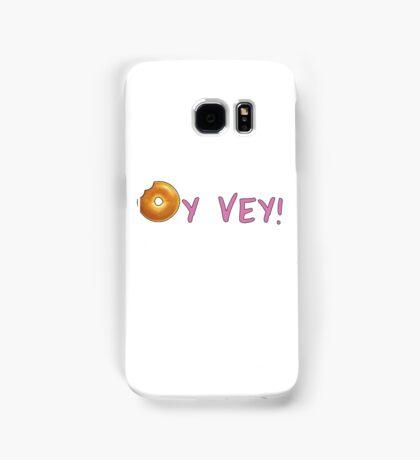 Oy Vey! Samsung Galaxy Case/Skin