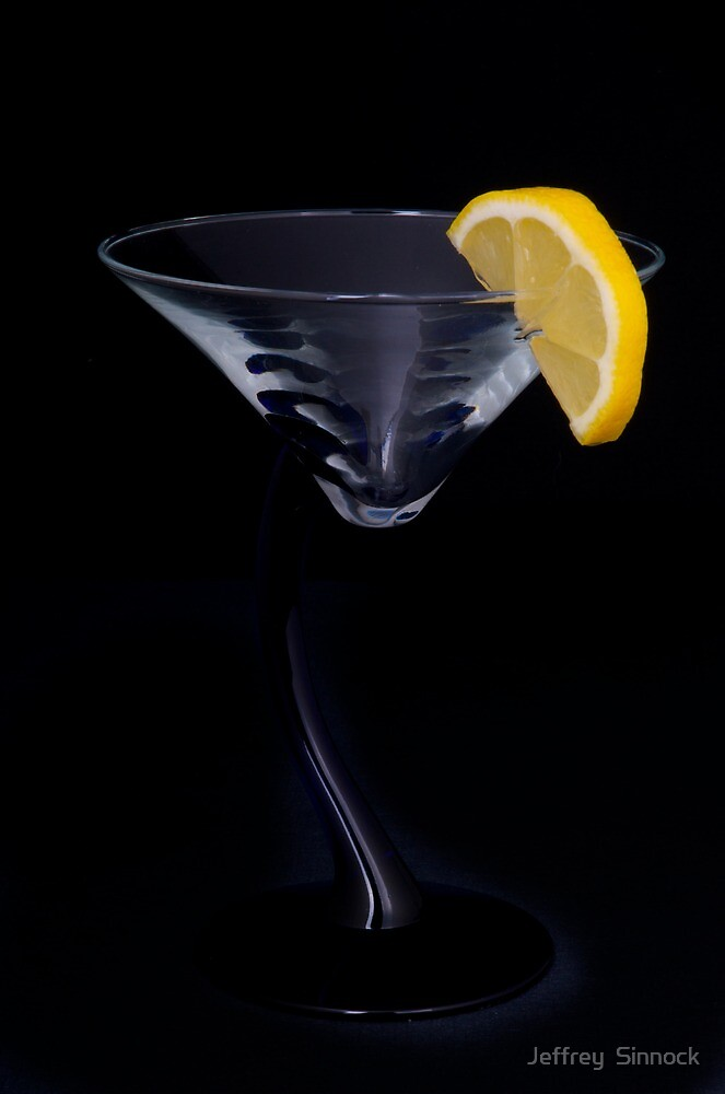 Sweet and Sour Martini by Jeffrey  Sinnock