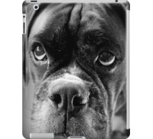 Oh Please... Let It Rain Cookies ~ Boxer Dog Series ~ iPad Case/Skin