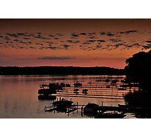 Chautauqua lake Photographic Print