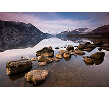 Early Morning on Ullswater Photographic Print