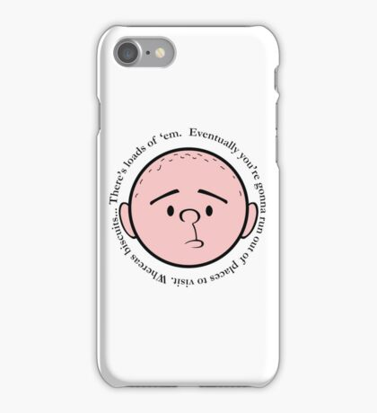 Biscuits - Pilkology iPhone Case/Skin