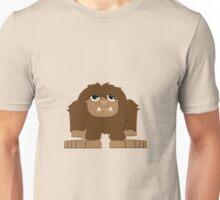 Cute Bigfoot Unisex T-Shirt