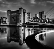 The Baltic Art Gallery by Brian Kerr