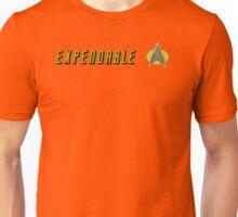 STAR TREK EXPENDABLE Unisex T-Shirt