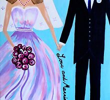 Love And Marriage by Kathleen   Sartoris