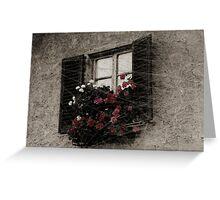 Castellina in Chianti Greeting Card