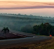 The Road at Dawn by photograham