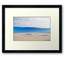Moonta Bay Framed Print