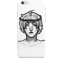 Oikawa is a lil angel iPhone Case/Skin
