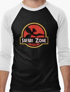 Safari Zone Men's Baseball ¾ T-Shirt