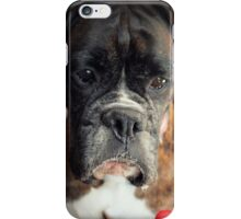 Sigh ... Wish It Was Real.... Boxer Dogs Series iPhone Case/Skin
