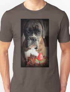 Sigh ... Wish It Was Real.... Boxer Dogs Series T-Shirt