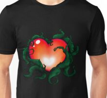 Mystery Heart - Red  Unisex T-Shirt
