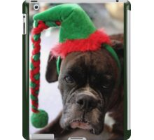 You've Got To Be Kidding! - Boxer Dogs Series iPad Case/Skin