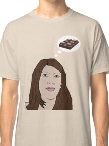 Chocolate Girl Classic T-Shirt