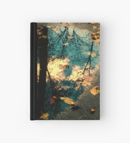 Reflections of Blackbird Island Hardcover Journal