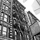 W 129 Street by Jean M. Laffitau