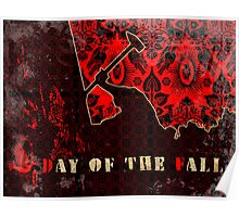 The Day of The Fall Poster