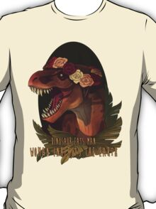 Dinosaur Eats Man T-Shirt