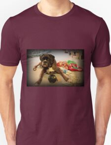 Is That Another Christmas Present For Me ?  - Boxer Dogs Series T-Shirt
