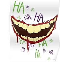 Can't Spell Slaughter Without Laughter Poster