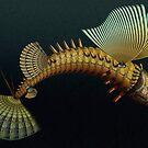 Flying Fish by Cornelia Mladenova