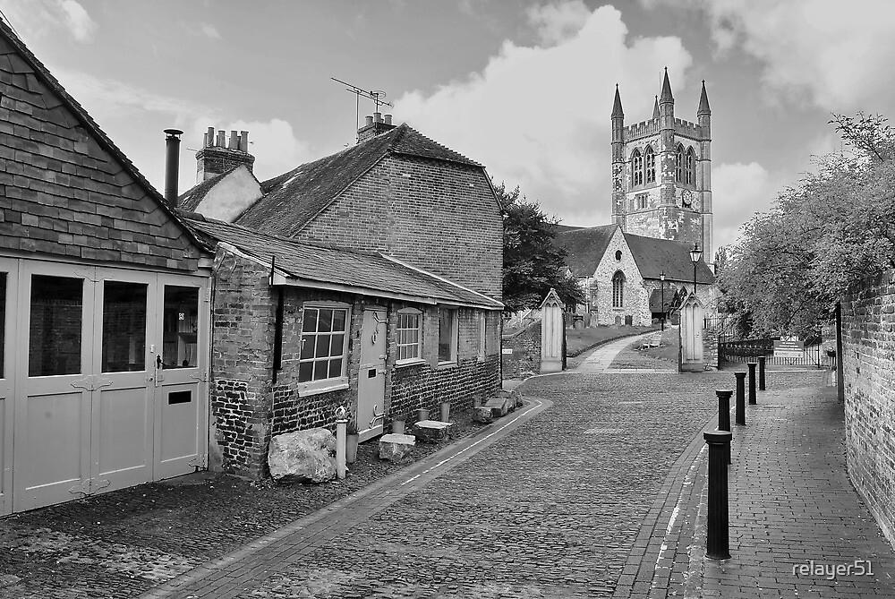 Church Lane by relayer51