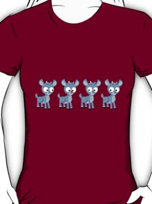 LOOK! It's Rudolph! T-Shirt